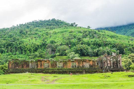 Wat Phu sanctuary, Lao