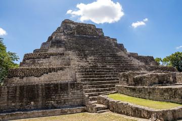 Chacchoben Mayan Ruins J