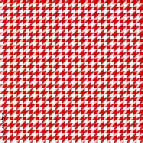 pepita karo tischdeckenmuster in rot nahtlos rustikal. Black Bedroom Furniture Sets. Home Design Ideas