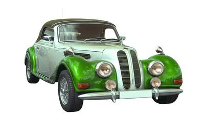 Oldtimer, Classic Car, Cabriolet