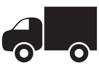 Autotruck silhouette