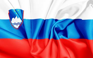Slowenien Fahne