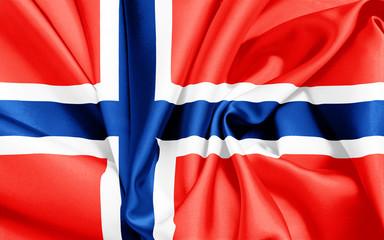Norwegen Fahne