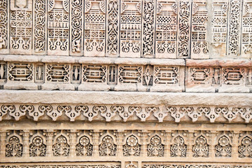 Miniature Carving on Wall