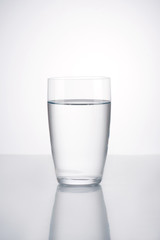 Glass of wather