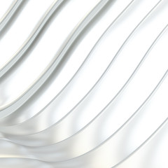 Glossy strips abstract background