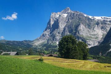 Mount Wetterhorn