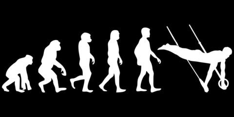Vom Affen zum (Menschen) Turner