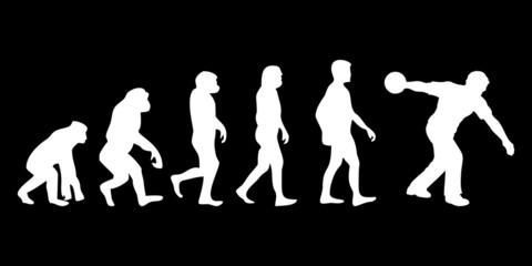 Vom Affen zum (Menschen) Diskuswerfer