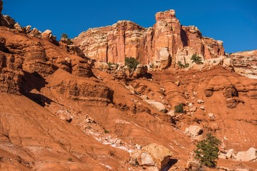 Wall Mural - Capitol Reef Lands