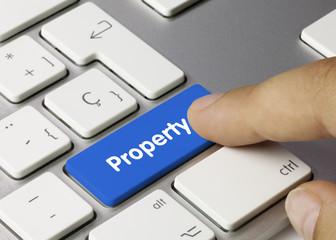 Property. keyboard