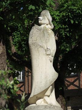 Dordogne - Bergerac - Statue de Cyrano