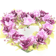 picture set of colorful flowers for your loved ones on Valentine
