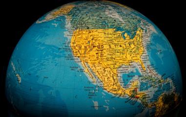 United States Globe