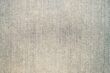 texture of worn denim