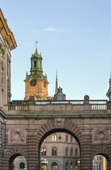 Church of St. Nicholas, Stockholm