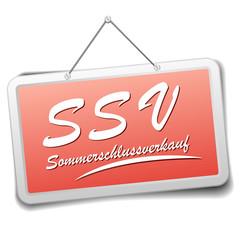 Schild SSV