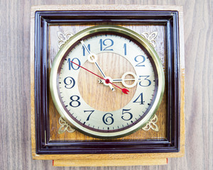 фото старые часы