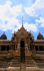Cambodia style temple