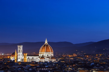 Wall Mural - Duomo Cathedral Florence Italy