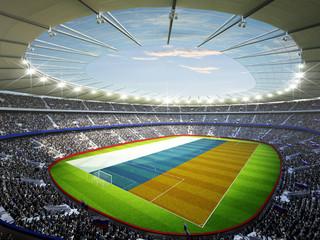 Fotobehang - Stadion Russland