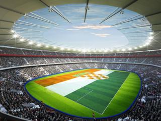 Wall Mural - Stadion Kroatien