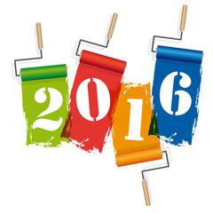 2016-Rouleaux de peinture