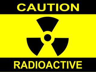 Caution Radioactive
