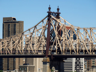 Autocollant - New York City Bridges -8