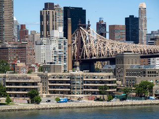 Autocollant - New York City Bridges-15