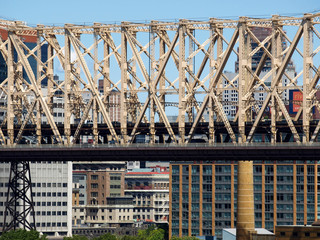 Autocollant - New York City Bridges-12
