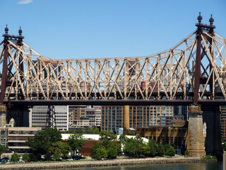 Autocollant - New York City Bridges-1