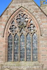 cimitero chiesa north berwick scozia