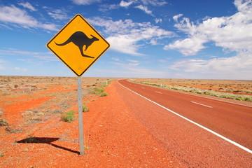 Australian endless roads