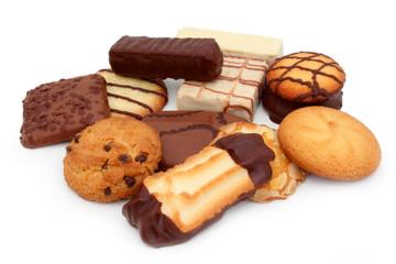Türaufkleber Kekse Biscuits - Cookies