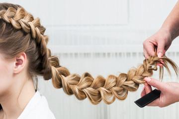 weave braid