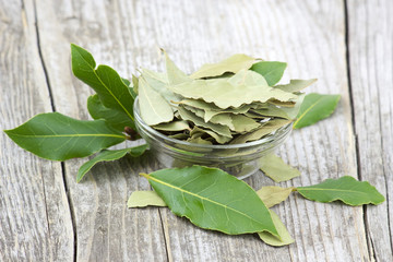 laurel bay leaves
