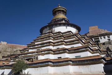 Kumbum Stupa - Gyantse - Tibet Autonomous Region of China