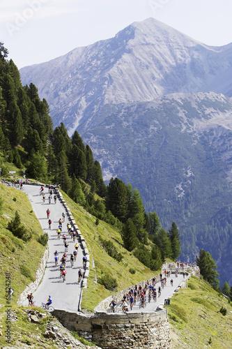Radrennen österreich