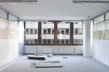 Büro Sanierung