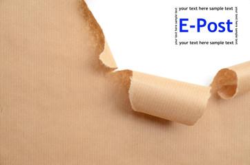 Papierpost/ E-Post