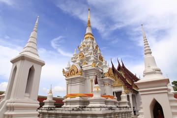 Travel Wat Phra Borommathat Chaiya