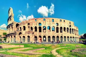 Colosseum (Coliseum) in Rome
