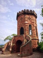 laura's tower shrewsbury