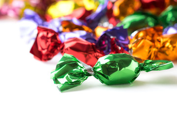 colorful candies collection