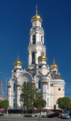 The Great Zlatoust (Maximilian Church) in Yekaterinburg, Russia