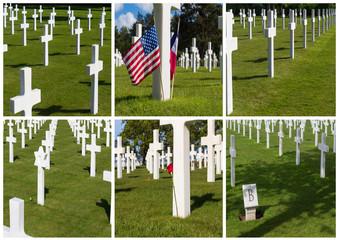 Images liées au cimetière militaire