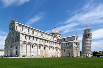 Wall Mural - Leaning Tower of Pisa Italy