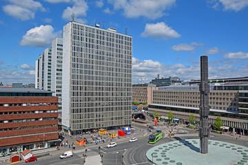 Stockholm, Sergels Torg