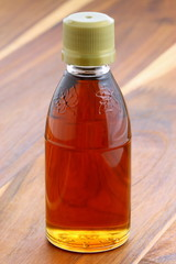 Vintage maple syrup
